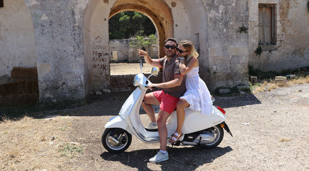 SALENTO IN VESPA: